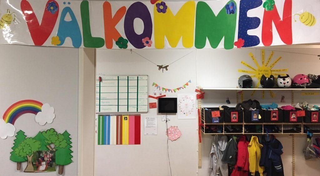 Välkommen till förskolan Kompassen